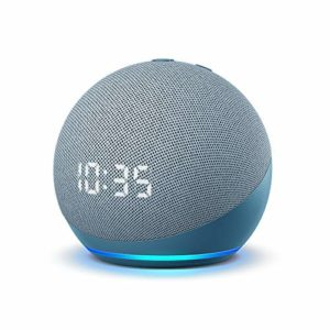 Allnew Echo Dot 4th Gen Smart speaker