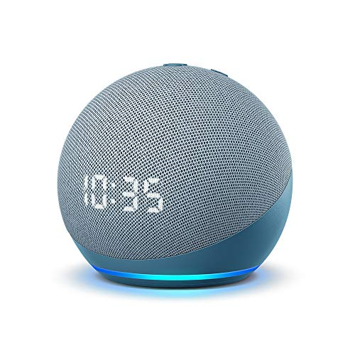 Allnew Echo Dot 4th Gen Smart speaker