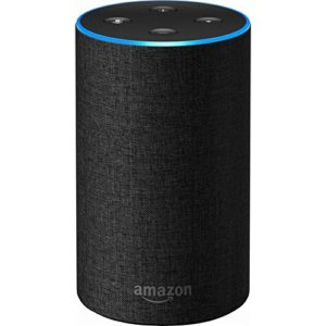 Echo 2nd Generation Smart speaker with Alexa