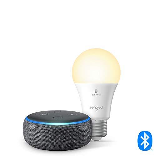 Echo Dot 3rd Gen Smart speaker Charcoal