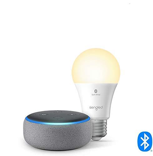 Echo Dot 3rd Gen Smart speaker Heather