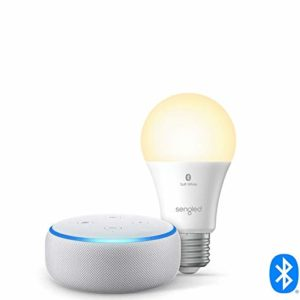 Echo Dot 3rd Gen Smart speaker with Sandstone