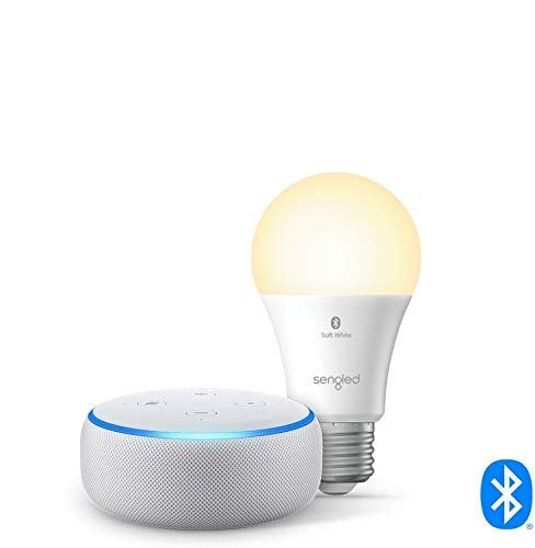Echo Dot 3rd Gen Smart speaker with Sandstone
