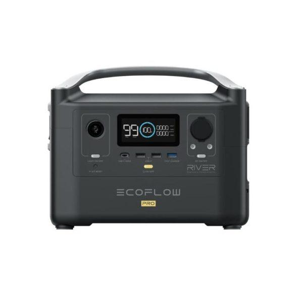 EcoFlow RIVER 600 Pro Portable Power Station