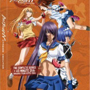 Ikki Tousen: Xtreme Xecutor & Shugaku Toshi