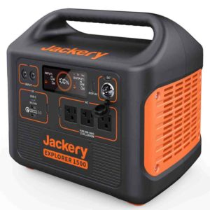 Jackery Explorer 1500 Portable Power Station