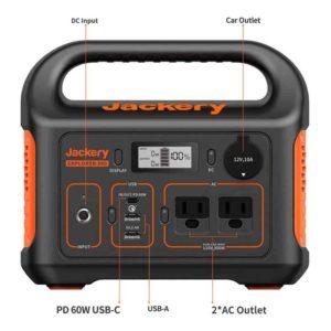 Jackery Explorer 300 Portable Power Station