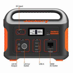 Jackery Explorer 500 Portable Power Station