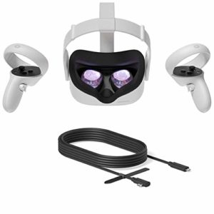2020 Oculus Quest 2 All-In-One Controllers 256GB