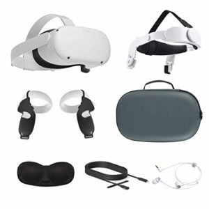 2021 Oculus Quest 2 All-In-One Controllers 64GB