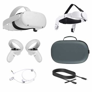 2021 Oculus Quest 2 All-In-One Controllers 256GB