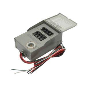 Bluetti AC200P With Transfer Switch