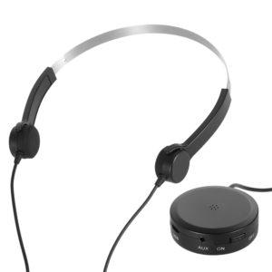 Bone Conduction Headsets Hearing Aids Headphones