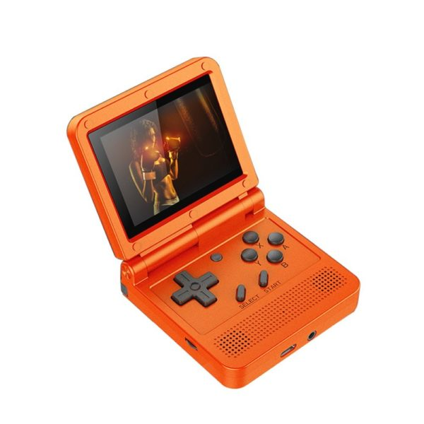 Flip Handheld Console with 16G TF