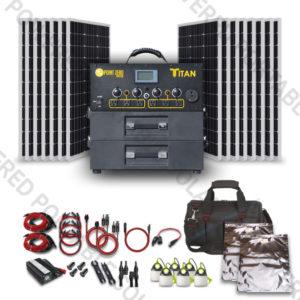 Titan+ 1500 Rigid Kit
