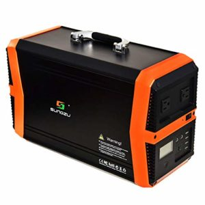 1000W Solar Generators Portable Power Station 1010Wh