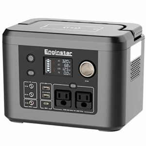 350W Portable Power Station 296Wh Backup Lithium