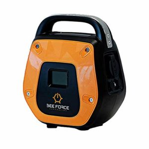BEE FORCE New Portable Solar Generator and