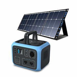 BLUETTI AC50S 500Wh Portable Power Station with