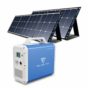 BLUETTI EB240 Portable Power Station 2400Wh with