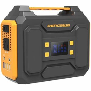 DenGaWa Portable Power Station 250Wh Laptop Charger