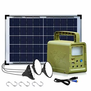 ECO-WORTHY Solar Powered Generator 84Wh Portable Power