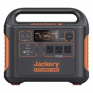 Jackery Portable Power Station Explorer 1500 1488Wh