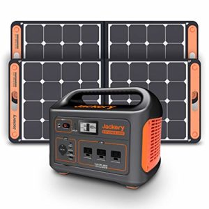 Jackery Solar Generator 1000 Explorer 1000 and