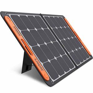 Jackery SolarSaga 100W Portable Solar Panel for