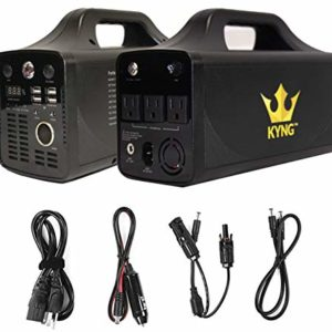 KYNG Power Solar Generator Portable Power Station