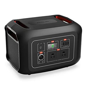 MILIN 622Wh Portable Power Station Portable Backup