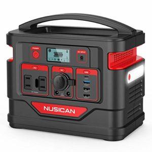 Nusican 300W / Peak 600W Powerful Portable
