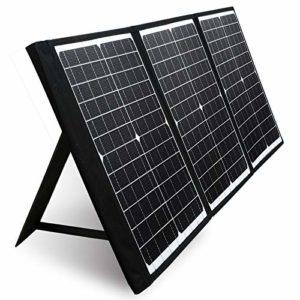 PAXCESS 60W 18V Portable Solar Panel Off