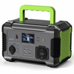 PAXCESS Portable Power Station 500W 519Wh Solar