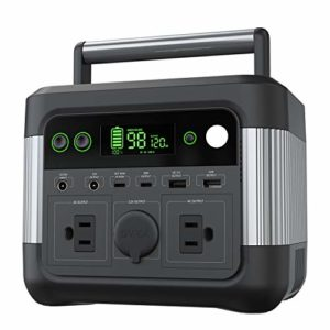 Portable Power Station 300W 80000mAh 296Wh Lithium-ion