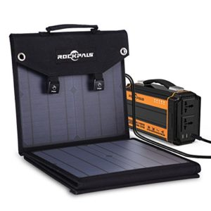 ROCKPALS 250W Portable Power Station and ROCKPALS