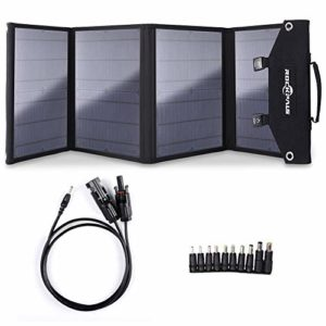 ROCKPALS SP003 100W Foldable Solar Panel for