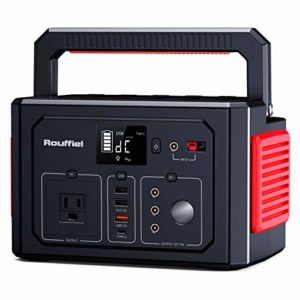 Rouffiel Portable Power Stations 350W 288WH Solar