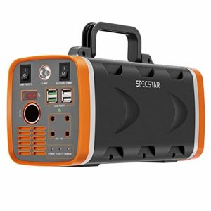 SPECSTAR 500W 78000mAh 288WH Portable Power Station