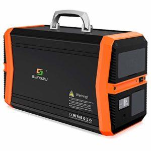 SUNGZU Portable Solar Generator 1010Wh Portable Power