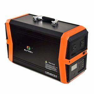 Sungzu Portable Power Station 1000W 1010Wh Portable