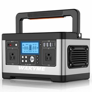 WAKYME 520Wh Portable Power Station 140400mAh CPAP