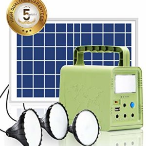 WAWUI Portable Power Station 84Wh - with