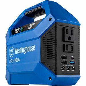 Westinghouse Outdoor Power Equipment iGen160s Portable Power