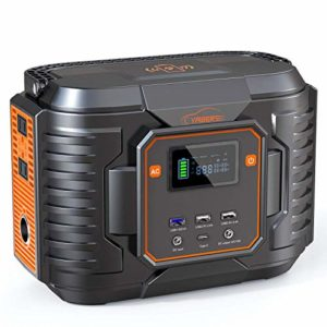 YABER 300W Portable Power Station 72000mAh 266Wh Outdoor