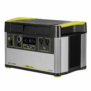 Yeti 1500X Portable Power Station 1516Wh Portable