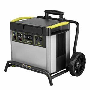 Yeti 3000X Portable Power Station 2982Wh Portable